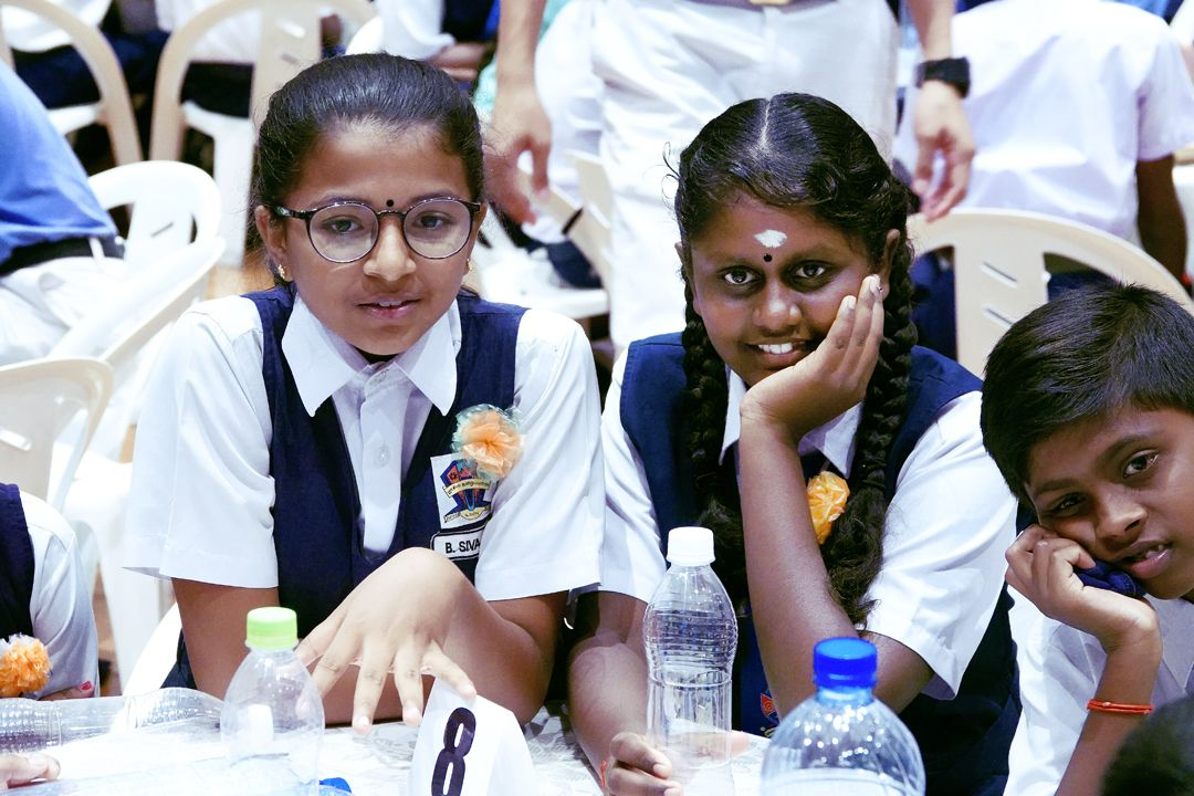 Enabling Underprivileged Students to Have Dreams